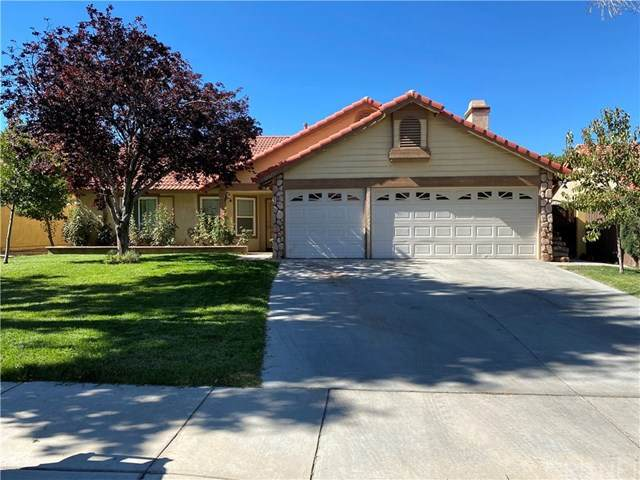37529 Oak Hill Street, Palmdale, CA 93552 (#SR20229910) :: Wendy Rich-Soto and Associates