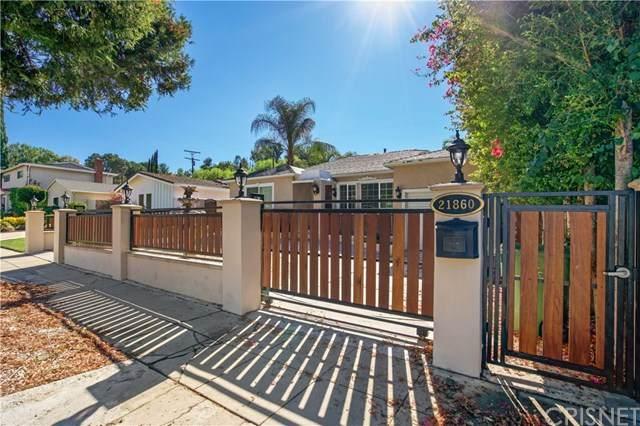 21860 Dumetz Road, Woodland Hills, CA 91364 (#SR20229308) :: Veronica Encinas Team