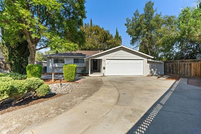 612 Louise Court, Campbell, CA 95008 (#ML81818327) :: Wendy Rich-Soto and Associates
