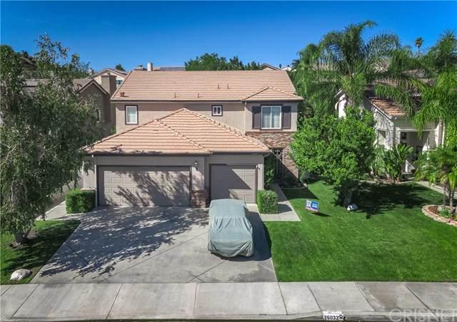 26033 Ohara Lane, Stevenson Ranch, CA 91381 (#SR20228934) :: The Alvarado Brothers