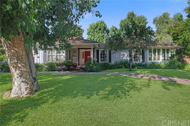 4332 Shepherds Lane, La Canada Flintridge, CA 91011 (#SR20227136) :: American Real Estate List & Sell
