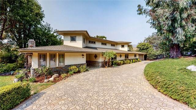 975 Regent Park Drive, La Canada Flintridge, CA 91011 (#AR20230438) :: American Real Estate List & Sell