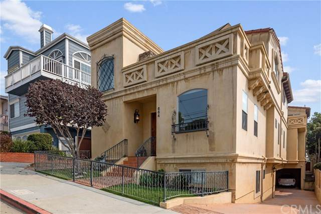 664 3rd Street, Hermosa Beach, CA 90254 (#SB20173538) :: American Real Estate List & Sell