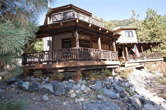 40971 Mill Creek Crossing, Forest Falls, CA 92339 (#EV20230544) :: American Real Estate List & Sell