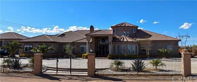 6794 Foley Road, Oak Hills, CA 92344 (#CV20231370) :: Steele Canyon Realty