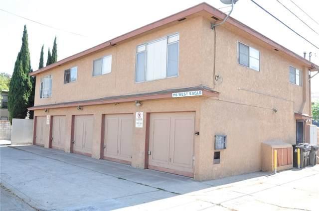 116 W Eagle Street, Long Beach, CA 90806 (#PW20231419) :: Crudo & Associates