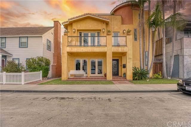 256 San Remo Drive, Long Beach, CA 90803 (#SB20230792) :: Crudo & Associates