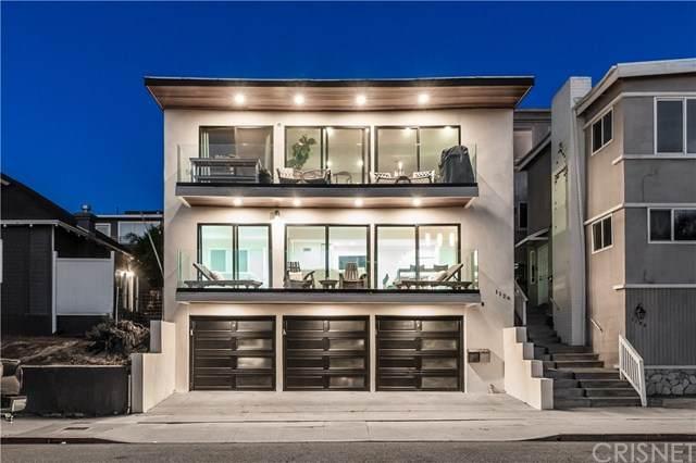 1126 Manhattan Avenue, Hermosa Beach, CA 90254 (#SR20226101) :: American Real Estate List & Sell