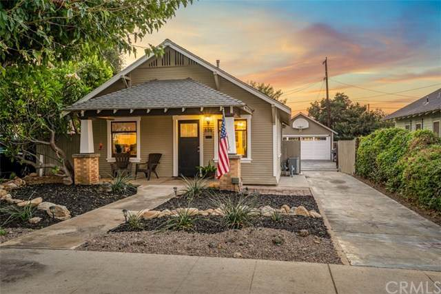 338 S Parker Street, Orange, CA 92868 (#PW20231375) :: Better Living SoCal