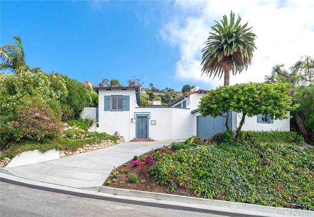 701 Via Somonte, Palos Verdes Estates, CA 90274 (#SB20232115) :: Compass