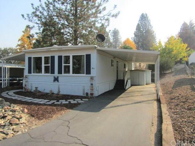 39678 Road 425B #84, Oakhurst, CA 93644 (#FR20232089) :: American Real Estate List & Sell