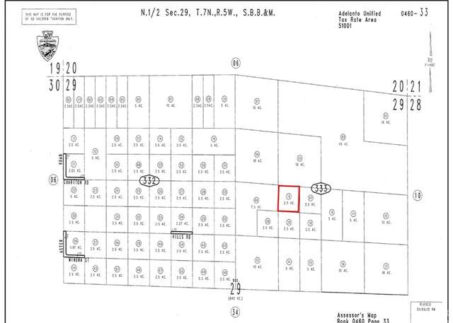 0 Unimproved Land Located in San Bernardino County - Photo 1
