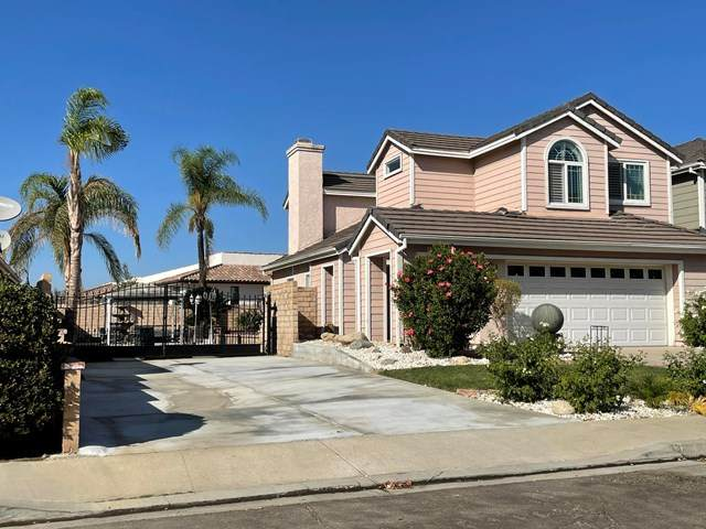 3081 Sleepy Hollow Street, Simi Valley, CA 93065 (#220010795) :: American Real Estate List & Sell