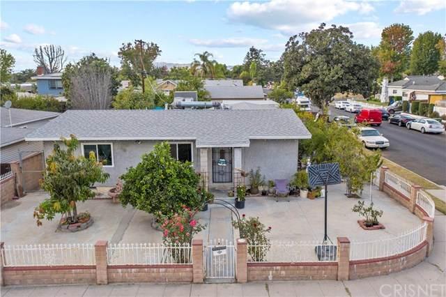 13501 Wentworth Street, Arleta, CA 91331 (#SR20232602) :: American Real Estate List & Sell