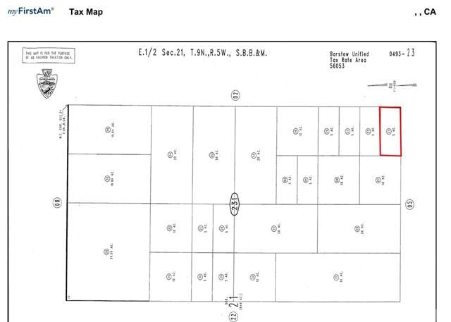 0 Unimproved Land Located in San Bernardino County - Photo 1