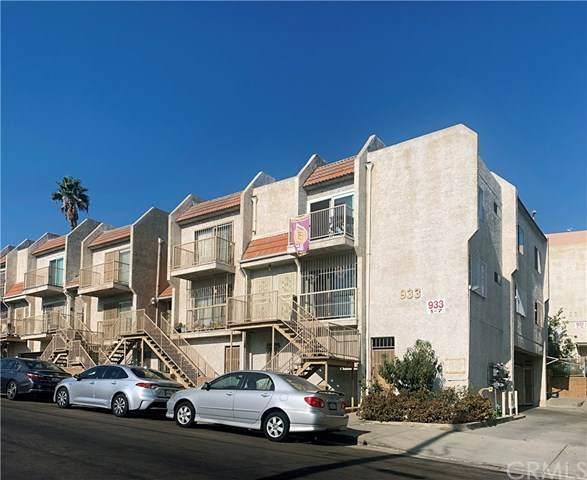 933 New Depot Street #8, Los Angeles (City), CA 90012 (#WS20231844) :: RE/MAX Masters