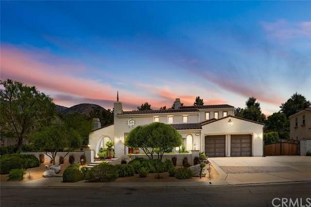 4442 Treasure Valley, Claremont, CA 91711 (#CV20232864) :: Mainstreet Realtors®