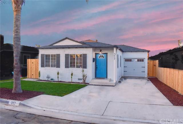 317 W Clarion Drive, Carson, CA 90745 (#OC20233341) :: Steele Canyon Realty