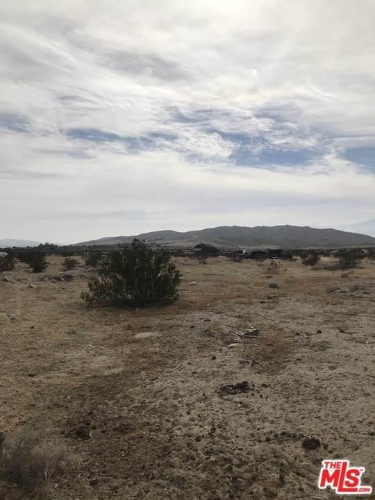 0 22, Desert Hot Springs, CA 92241 (#20652920) :: Wahba Group Real Estate | Keller Williams Irvine