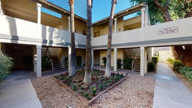 1865 N Via Miraleste #1811, Palm Springs, CA 92262 (#219052635DA) :: Zutila, Inc.