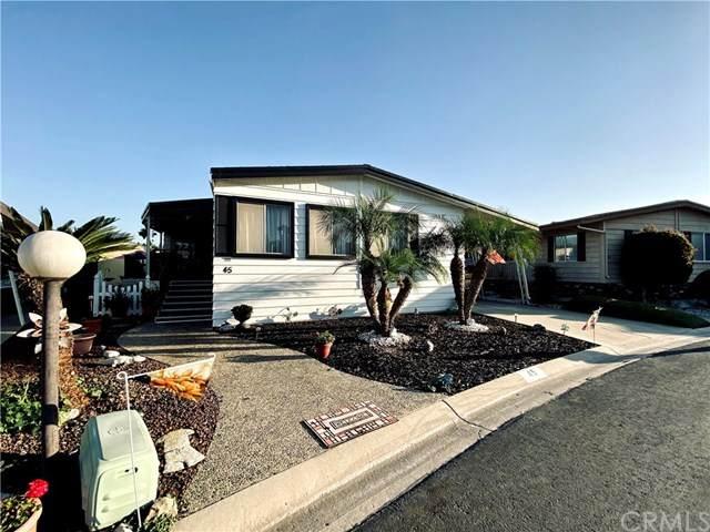 18601 Newland Street #45, Huntington Beach, CA 92646 (#EV20233385) :: RE/MAX Masters