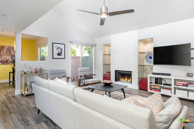 459 E Village Square, Palm Springs, CA 92262 (#20649084) :: The Costantino Group | Cal American Homes and Realty