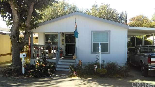 29021 Bouquet Canyon Rd #226, Saugus, CA 91390 (#SR20233668) :: Millman Team