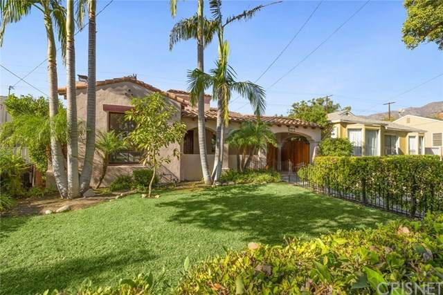 1237 Alameda Avenue, Glendale, CA 91201 (#SR20234403) :: American Real Estate List & Sell