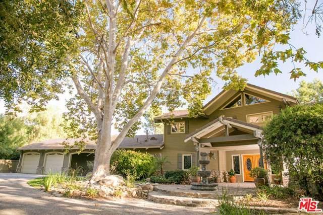 10901 Creek Road, Ojai, CA 93023 (#20656662) :: Rogers Realty Group/Berkshire Hathaway HomeServices California Properties