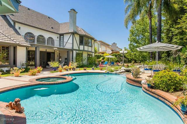 29415 Bertrand Drive, Agoura Hills, CA 91301 (#220010858) :: American Real Estate List & Sell