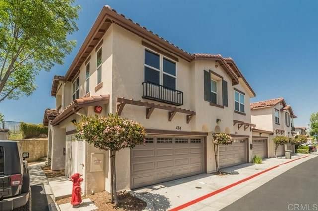 414 Avenida De La Luna, Vista, CA 92083 (#NDP2002338) :: Zutila, Inc.
