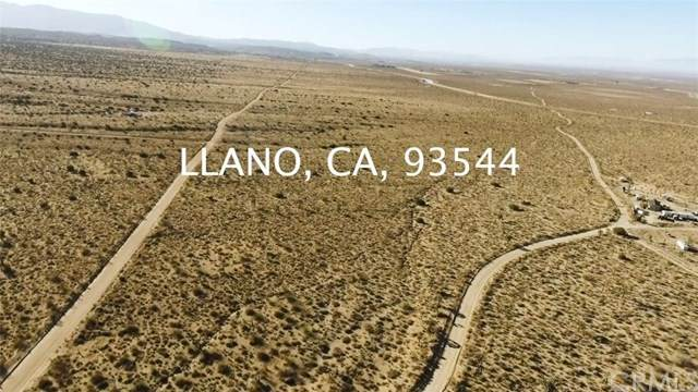 8 Vac/Vic Avenue X8/Bobs Gap Road, Llano, CA 93544 (#OC20234979) :: The Costantino Group | Cal American Homes and Realty