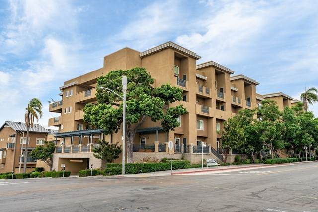 2330 1St Ave #114, San Diego, CA 92101 (#200051048) :: The Costantino Group | Cal American Homes and Realty