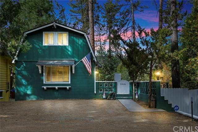 53520 Country Club Drive, Idyllwild, CA 92549 (#SW20234737) :: Compass