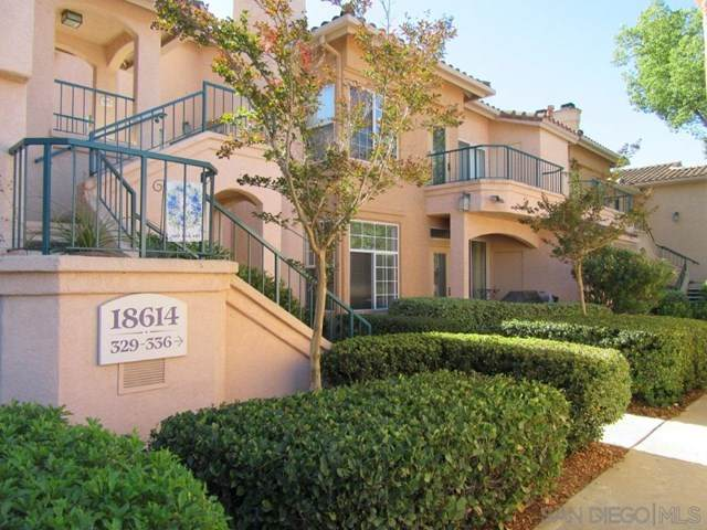 18614 Caminito Cantilena #334, San Diego, CA 92128 (#200051149) :: The Costantino Group | Cal American Homes and Realty