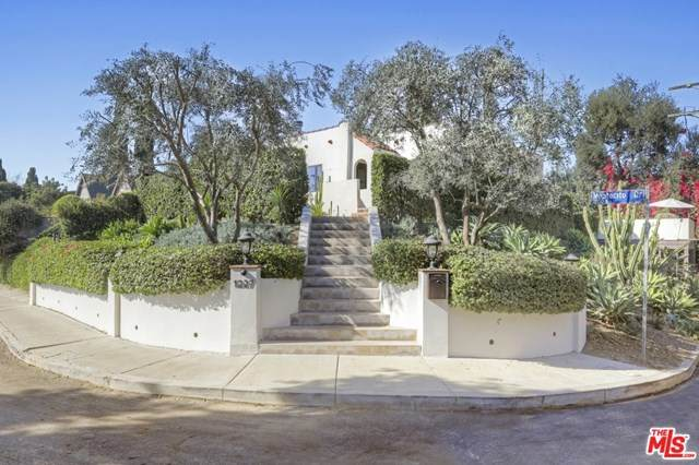 1227 Montecito Drive, Los Angeles (City), CA 90031 (#20656096) :: Steele Canyon Realty