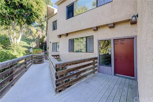 2110 N Palos Verdes Dr N #105, Lomita, CA 90717 (#PV20196191) :: Steele Canyon Realty