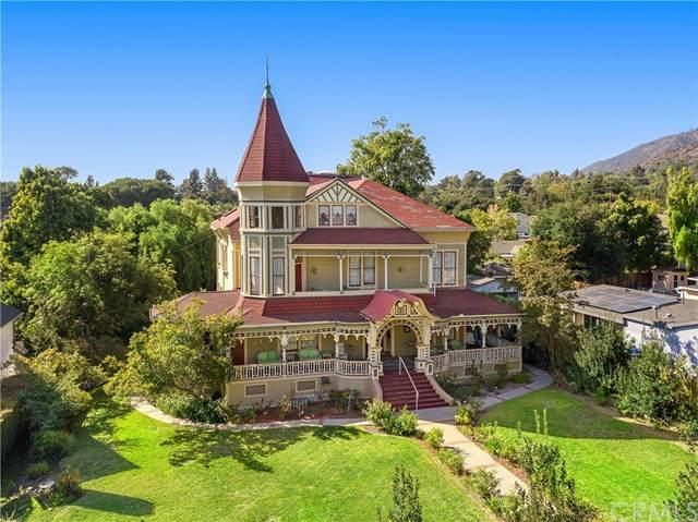 225 N Lima Street, Sierra Madre, CA 91024 (#WS20236196) :: American Real Estate List & Sell