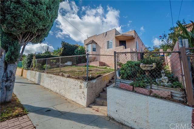 1309 N Hazard Avenue, City Terrace, CA 90063 (#DW20236234) :: The Costantino Group | Cal American Homes and Realty