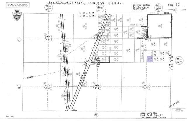 0 Hwy 58, Helendale, CA 92342 (#CV20236458) :: American Real Estate List & Sell