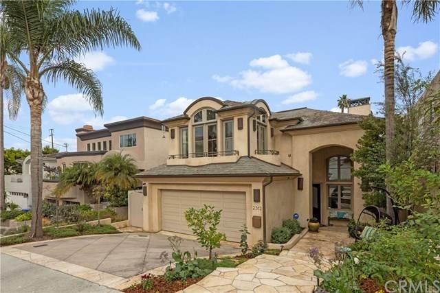 2312 N Poinsettia Avenue, Manhattan Beach, CA 90266 (#SB20236689) :: Bathurst Coastal Properties
