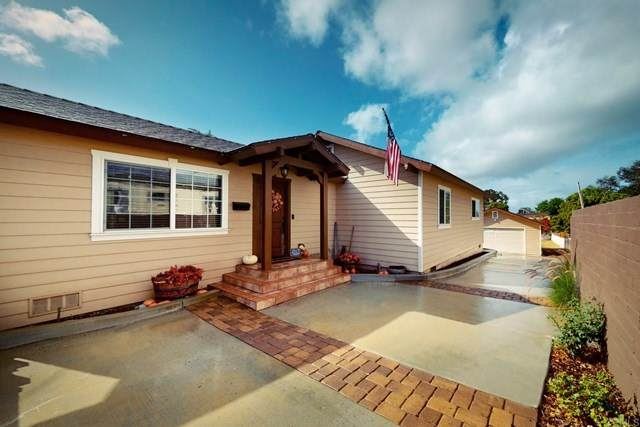 4608 70th Street, La Mesa, CA 91942 (#PTP2001336) :: Bathurst Coastal Properties