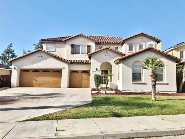 26041 Manzanita Street, Murrieta, CA 92563 (#SW20236781) :: Zember Realty Group