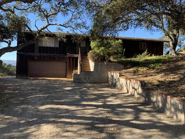 12400 Saddle Road, Carmel Valley, CA 93924 (#ML81819790) :: Realty ONE Group Empire
