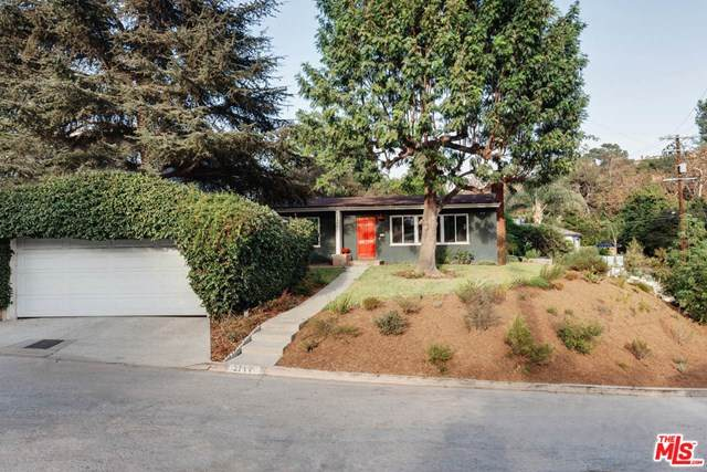 2711 Trent Court, Los Angeles (City), CA 90065 (#20654860) :: American Real Estate List & Sell