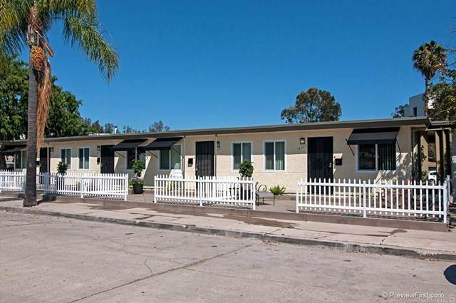 4505-11 Dawson Ave, San Diego, CA 92115 (#NDP2002468) :: The Costantino Group | Cal American Homes and Realty
