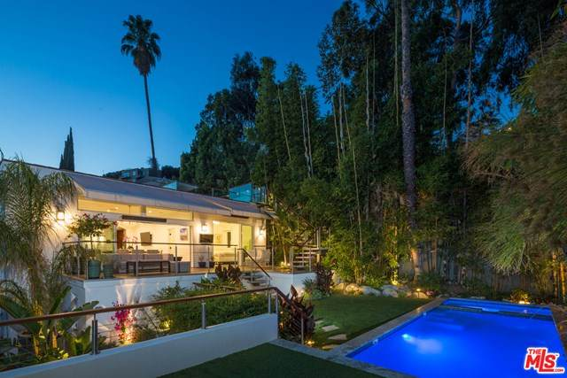 1724 N Orange Grove Avenue, Los Angeles (City), CA 90046 (#20657558) :: Crudo & Associates