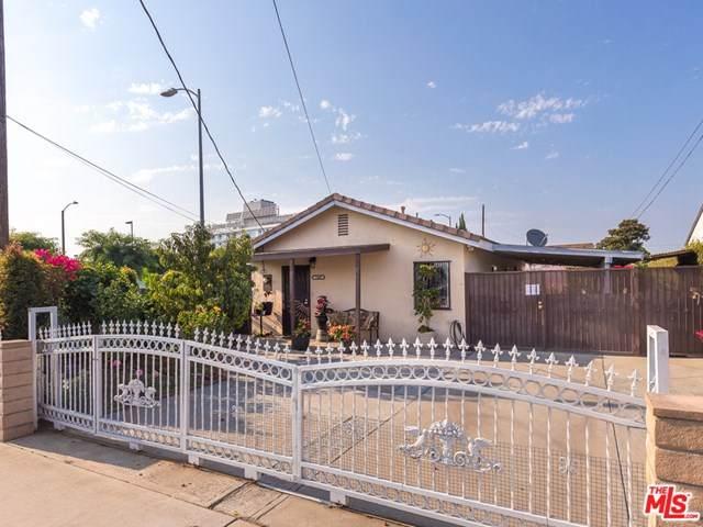 1669 W 215Th Street, Torrance, CA 90501 (#20658616) :: American Real Estate List & Sell