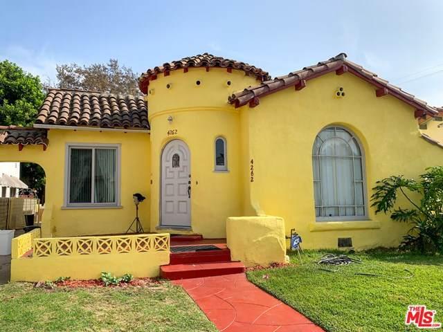 4262 9Th Avenue, Los Angeles (City), CA 90008 (#20658550) :: Bathurst Coastal Properties