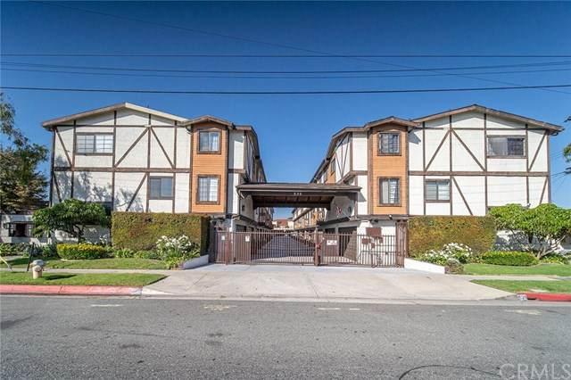 535 E 223rd Street #9, Carson, CA 90745 (#SB20231118) :: Bathurst Coastal Properties